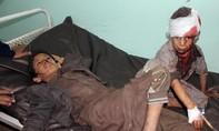 Bom giết 40 trẻ em ở Yemen do Mỹ cung cấp