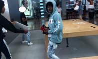 Băng cướp lấy đi 20 iPhone ngay tại Apple Store giữa ban ngày