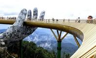 Truyền thông nước ngoài đánh giá cao cầu Vàng ở Đà Nẵng