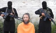 Phiến quân Syria tung clip kêu cứu của nhà báo Nhật Bản