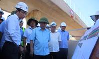 """Bộ trưởng GTVT phê bình cao tốc Đà Nẵng-Quảng Ngãi """"dây thun"""""""