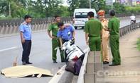 Xe tải bỏ chạy sau khi gây tai nạn khiến 2 phụ nữ thương vong