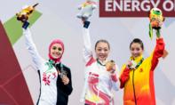 Asiad ngày 21-8: Trịnh Văn Vinh đoạt HCB, Ánh Viên thất bại ở chung kết 400m