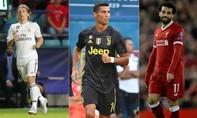 Messi không có tên trong top 3 cầu thủ xuất sắc nhất châu Âu