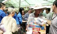 Trao hơn 140 triệu đồng đến người nghèo An Giang