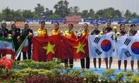 Asiad ngày 23-8: Giải cơn khát vàng, Việt Nam tăng bậc trên BXH