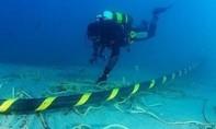 Cáp quang biển AAG gặp sự cố, đường truyền bị ảnh hưởng