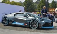 Siêu xe Bugatti Divo giá gần 6 triệu USD vẫn 'cháy hàng'
