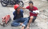 """""""Hiệp sĩ"""" Trần Văn Hoàng lại bị thương khi bắt trộm"""