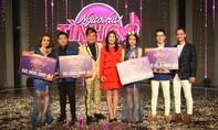 Sèn Hoàng Mỹ Lam đăng quang 'Người hát tình ca'