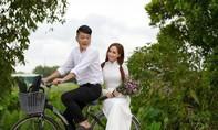 """Hoa khôi Bảo Ngọc tung trailer phim đầu tay """"Xẻ đôi ân tình"""""""