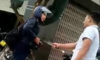 Phóng viên xin giảm án cho kẻ hành hung, dọa chém mình