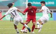 Olympic Việt Nam dừng bước trước đội bóng hàng đầu châu Á
