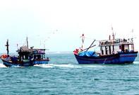 """Giải cứu 12 ngư phủ bị bán """"nô lệ"""" trên biển Tây Nam"""