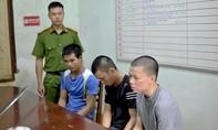 Bắt nhóm đối tượng gây ra hàng loạt vụ trộm két sắt