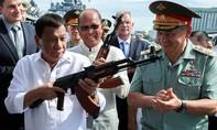 Philippines sẽ mua vũ khí của Nga, bất chấp 'áp lực' từ Mỹ