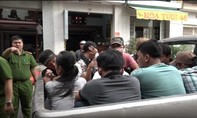 """Hơn 60 """"dân chơi"""" nghi phê ma túy trong khách sạn ở Sài Gòn"""