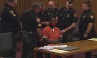 Clip bị cáo bị bịt miệng tại tòa vì... nói quá nhiều