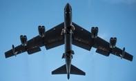 Mỹ điều máy bay B-52 huấn luyện diễn tập trên Biển Đông