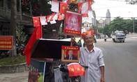 Hình ảnh những CĐV cuồng nhiệt nhất của Olympic Việt Nam