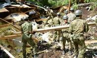 44 người thiệt mạng trong trận động đất tại Nhật Bản vào tuần trước