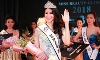 Dương Yến Phi đoạt Á hậu 2 Miss Beauty Global 2018
