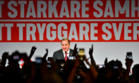 Thuỵ Điển có nguy cơ treo quốc hội vì đảng cực hữu thắng thế