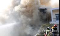 Cháy khủng khiếp tại quán bar ở trung tâm Đà Nẵng