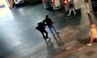 Tấn công bằng dao ở ga xe lửa tại Nga, 2 người bị thương nặng