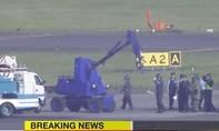 Sân bay Nhật đóng cửa đường băng vì vật thể lạ