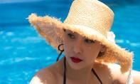 Hoa hậu Hà Kiều Anh rực rỡ trong bộ ảnh bikini