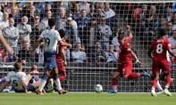 Hạ Tottenham, Liverpool giữ vững mạch bất bại