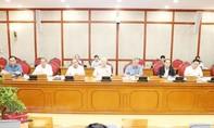 Bộ Chính trị họp cho ý kiến về các đề án chuẩn bị trình Hội nghị TƯ 8