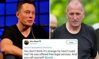 Thợ lặn cứu hộ người Anh khởi kiện tỷ phú Elon Musk