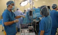 Kỹ thuật truyền máu hoàn hồi, cứu tinh cho bệnh nhân u gan