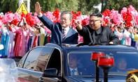 Chùm ảnh ghi lại cuộc gặp thượng đỉnh liên Triều