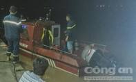 Một Việt kiều rơi xuống sông mất tích