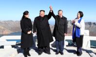 Moon – Kim thăm ngọn núi linh thiêng của dân tộc Triều Tiên