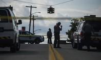 Nổ súng bắn bị thương 4 người trước giờ ra hầu tòa
