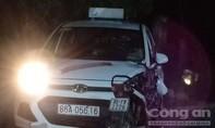 Tông trực diện taxi, một người tử vong