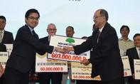 Qũy Lawrence S. Ting trao 8,39 tỷ đồng học bổng