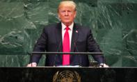 Họp LHQ: Trump chỉ trích Iran, kêu gọi cải tổ hệ thống thương mại quốc tế