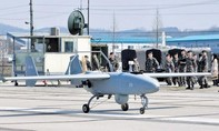 Hàn Quốc biên chế đơn vị UAV chiến đấu