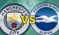 Man City – Brighton: The Citizens đe dọa vị trí Liverpool