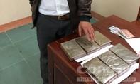Bắt vụ vận chuyển ma túy lớn nhất Kon Tum
