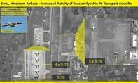 Tiêm kích Nga 'dày đặc' ở Syria sau vụ trinh sát cơ IL-20 bị bắn rơi