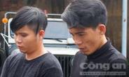 Hai đối tượng gây ra hàng loạt vụ cướp tại TP.Biên Hòa