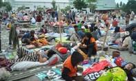 Gần 400 người thiệt mạng do động đất, sóng thần ở Indonesia