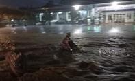 Đồng Nai xuất hiện mưa đá trong đêm