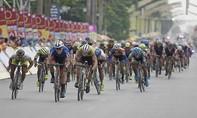 Tay đua Van der Pijl thắng chặng 2 giải xe đạp quốc tế VTV Cup Tôn Hoa Sen